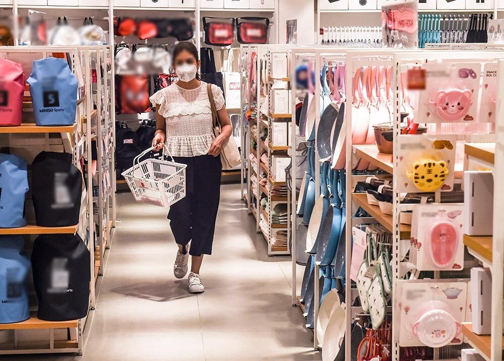 365535_Comercio durante pandemia // Foto: AFP