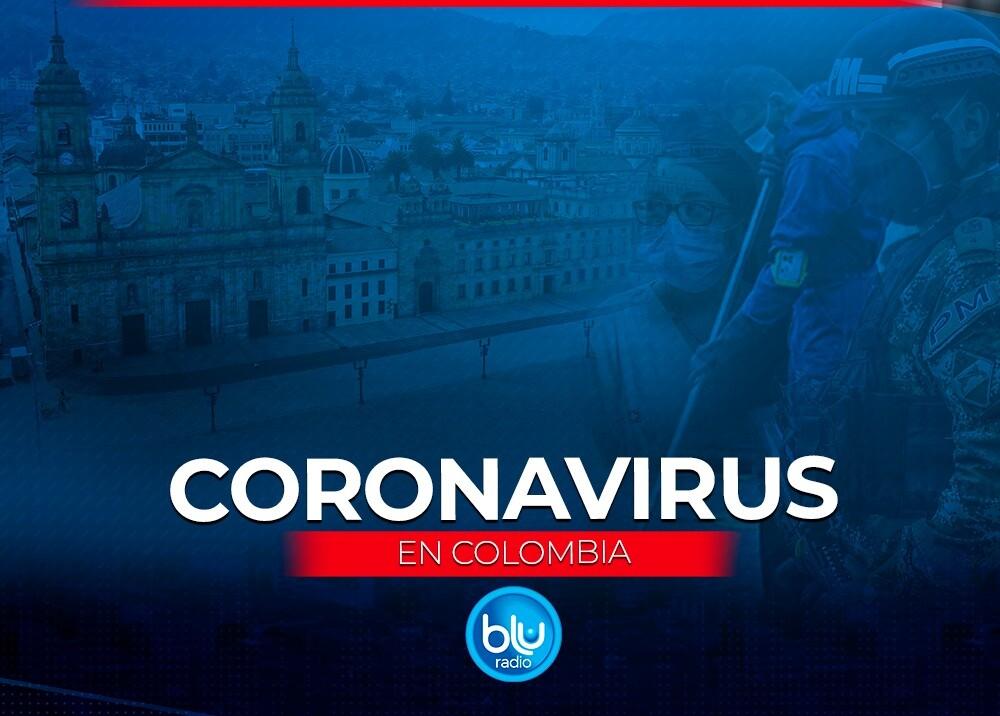 Mapa del coronavirus en Colombia por departamentos, hoy 24 de julio