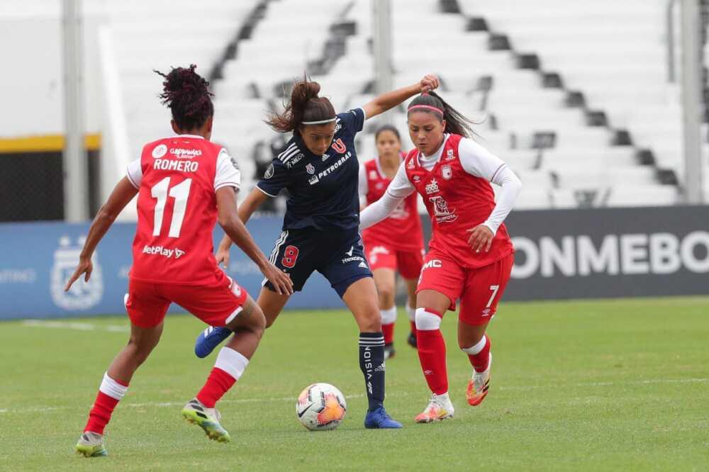 Libertadores Santa Fe femenina