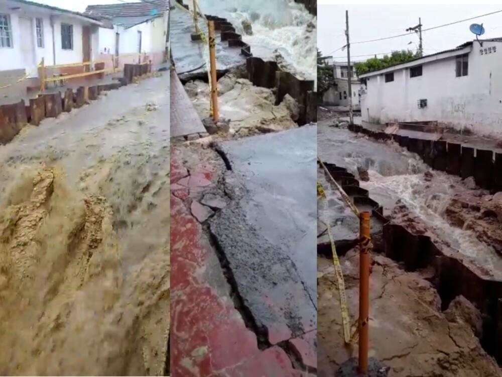 344163_BLU Radio // Arroyos Barranquilla // Foto: Cortesía