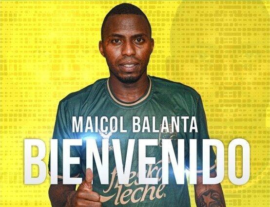 Maicol Balanta nuevo jugador Bucaramanga