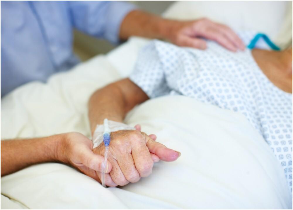 22282_Mujer en el hospital / Foto de referencia: Getty Images