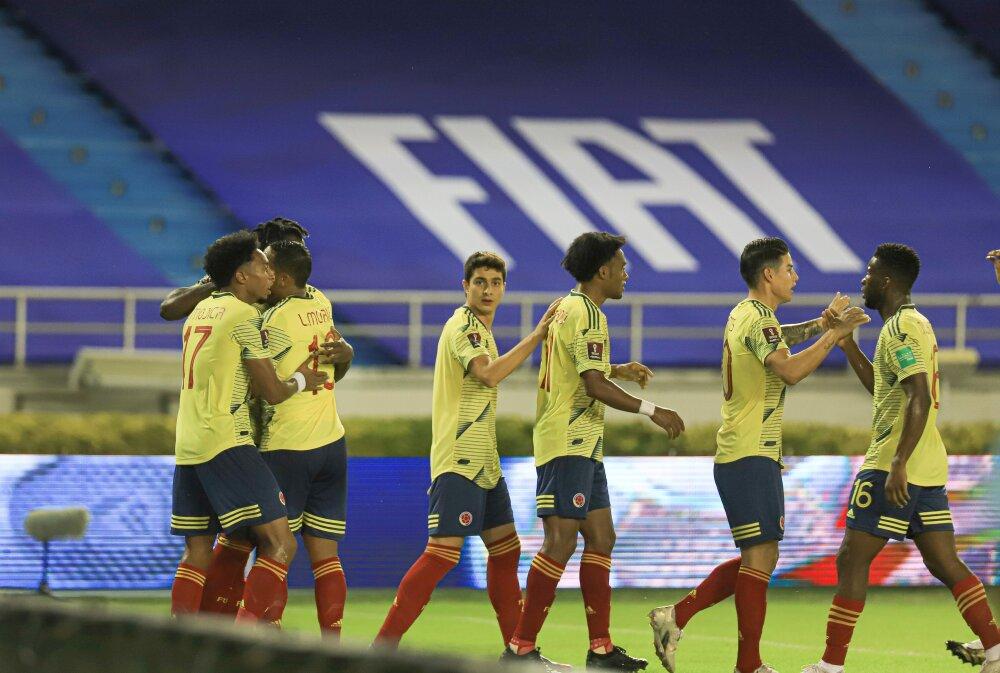 Colombia Brasil