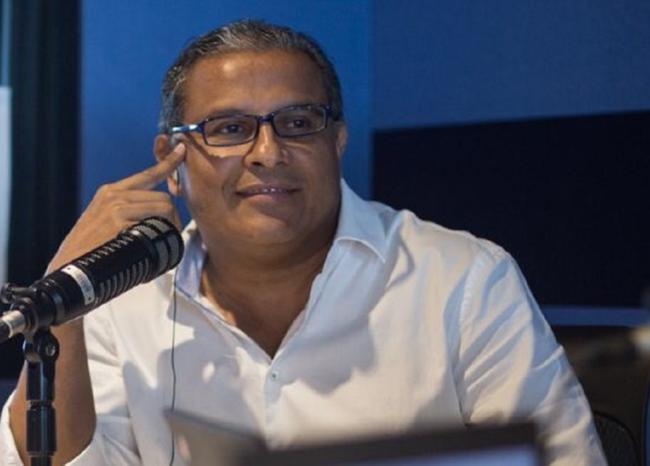 296895_Blu Radio/ Panelista de BLU Radio Barranquilla, Óscar Montes. Foto: Cortesía