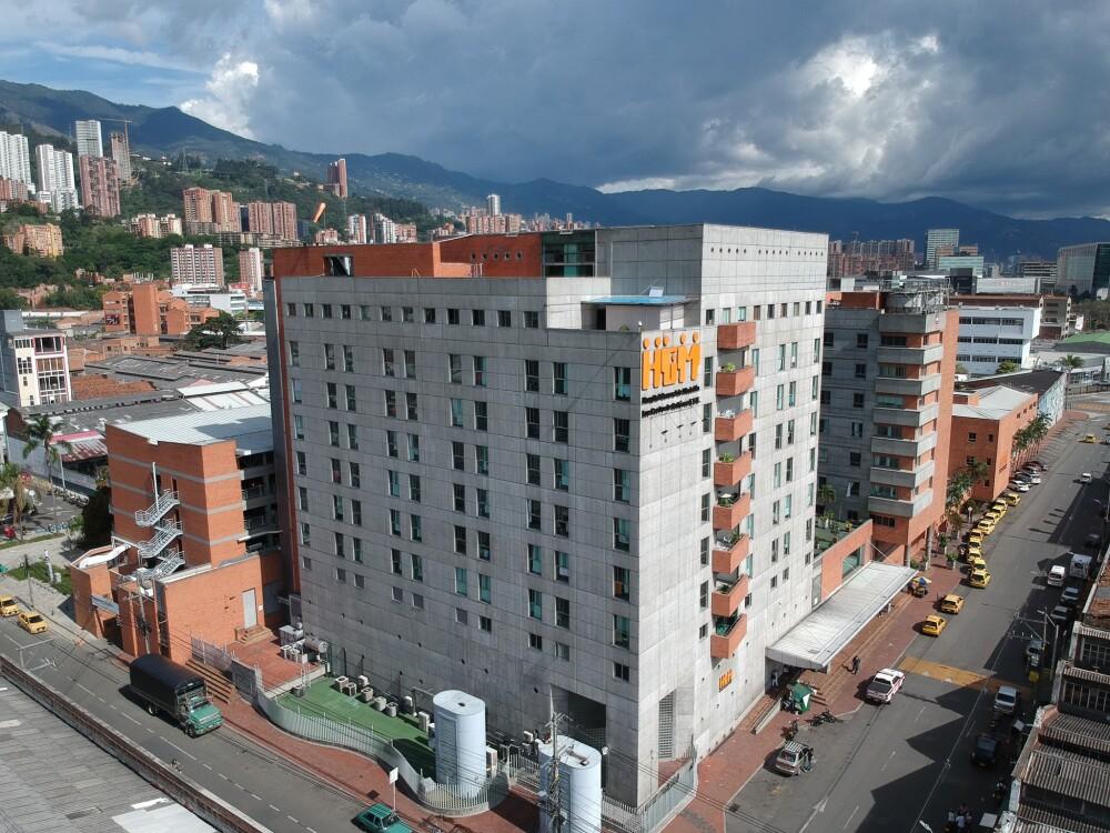 371373_El hospital no ha autorizado a sus empleados para hacer pruebas en casas. / Foto: Hospital General de Medellín