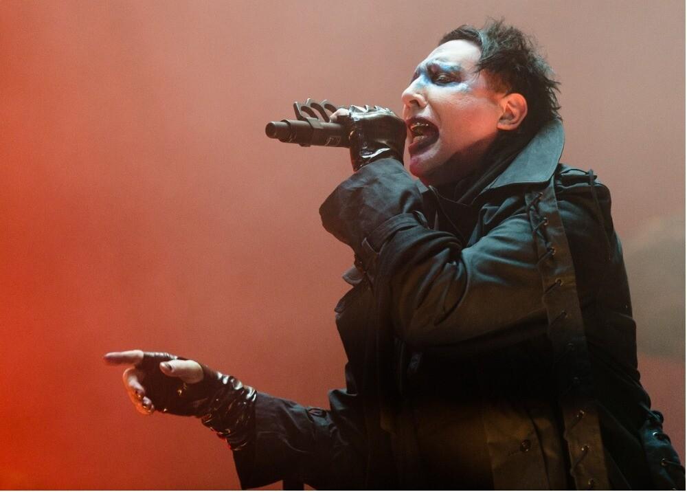 5768_La Kalle - Accidente de Marilyn Manson Foto- AFP