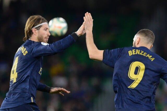 333544_Sergio Ramos y Karim Benzema