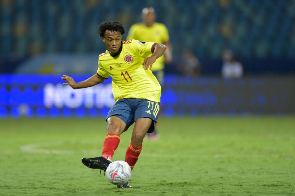 Colombia v Venezuela: Group B - Copa America Brazil 2021
