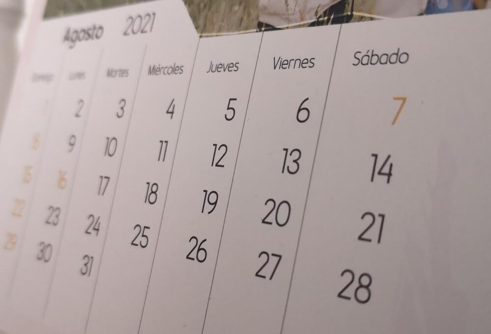Viernes 13 - Calendario