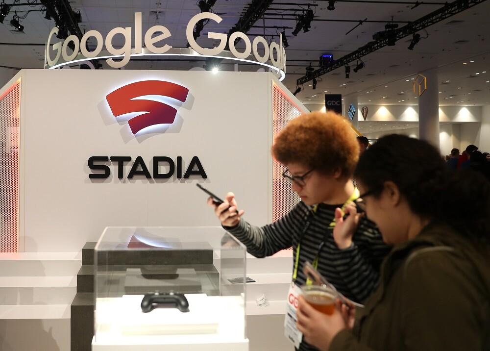 335718_Blu Radio // Google Stadia // Foto: AFP