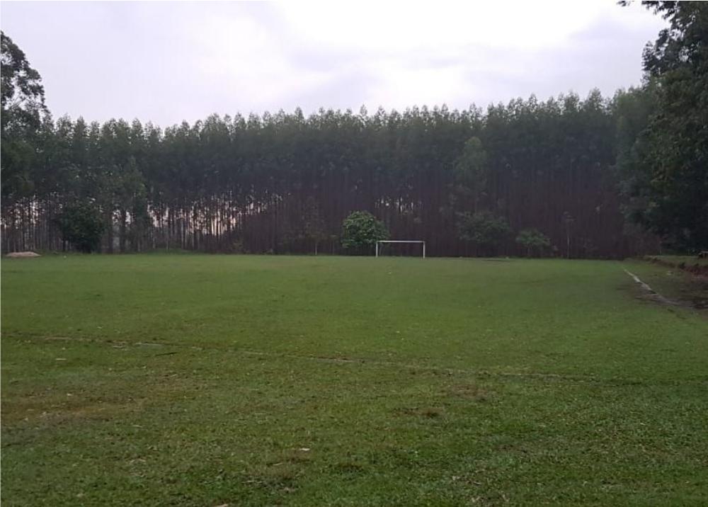 345207_BLU Radio. Cancha de fútbol en Popayán / Foto Twitter: @AlcaldiaPopayan