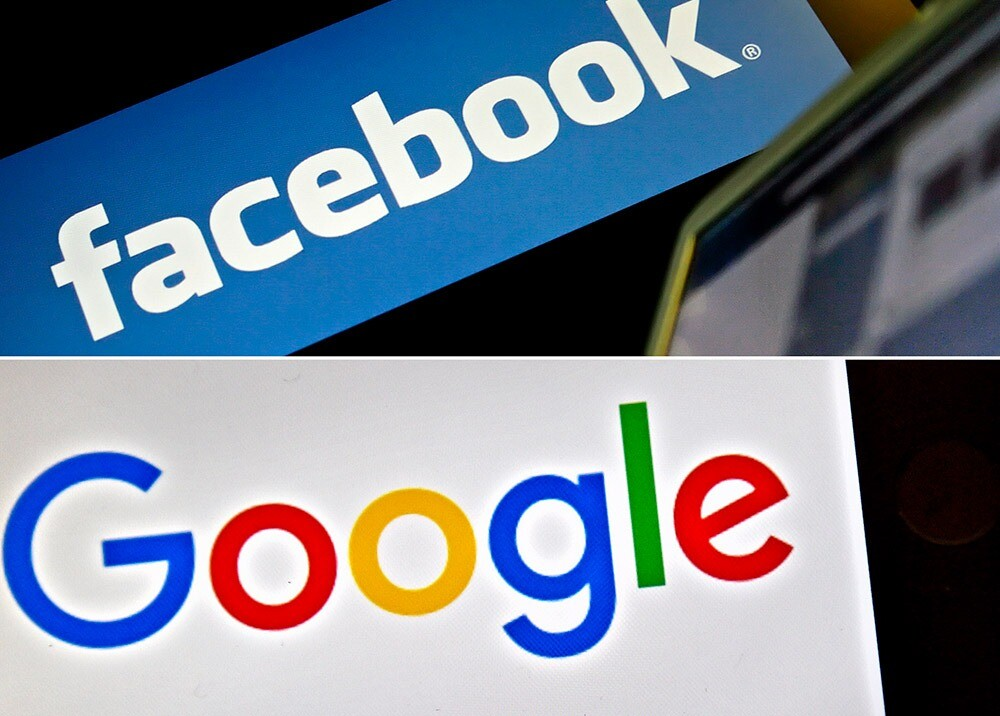 Monopolio de Google y Facebook