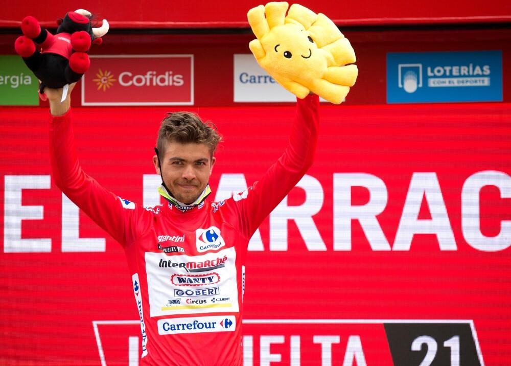 El noruego Odd Christian Eiking AFP.jpg