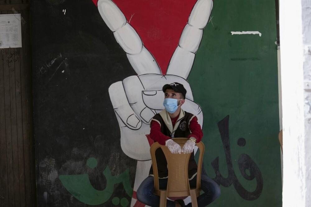 Pandemia en Palestina