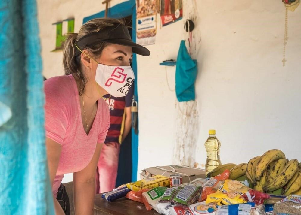 361577_Claudia Porras, alcaldesa del Socorro, Santander / Foto: suministrada