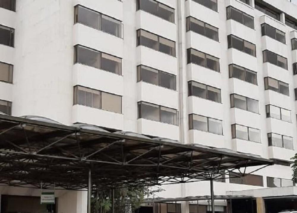 336297_BLU Radio // Hospital central de policía // Foto: BLU Radio