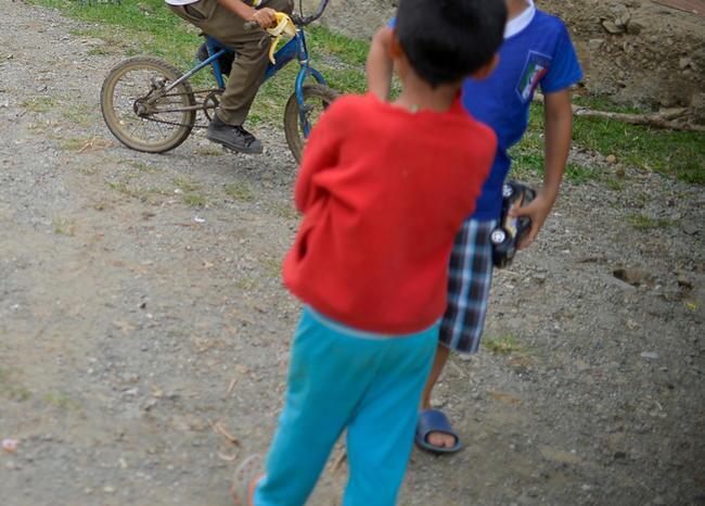 336359_Blu Radio / Niños / Foto: AFP