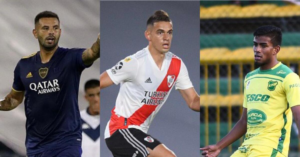 Copa Libertadores: Estos son los futbolistas colombianos que estarán presente en el torneo