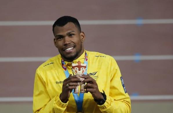 Anthony Zambrano representará a Colombia en los Juegos Olímpicos de Tokio 2020.