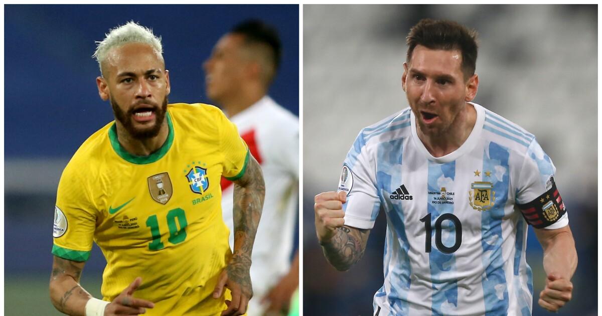 Brasil vs. Argentina, la final de la Copa América tendrá hinchas en las tribunas