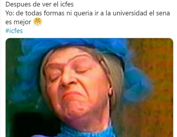 Memes virales sobre el ICFES en Colombia