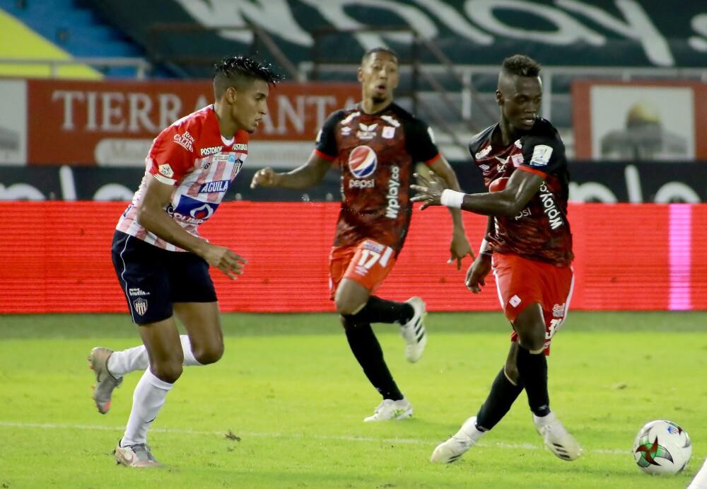 Junior vs. América – Liga BetPlay – Semifinal vuelta