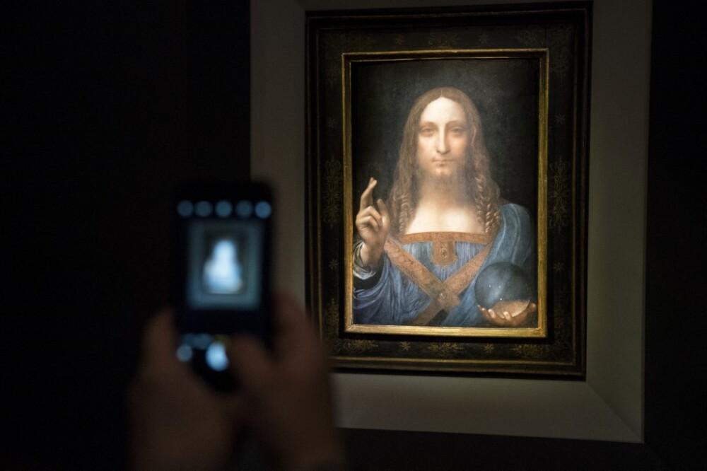 'Salvator Mundi', pintura más cara del mundo