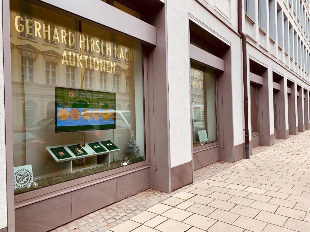 Casa de subastas Gerhard Hirsch