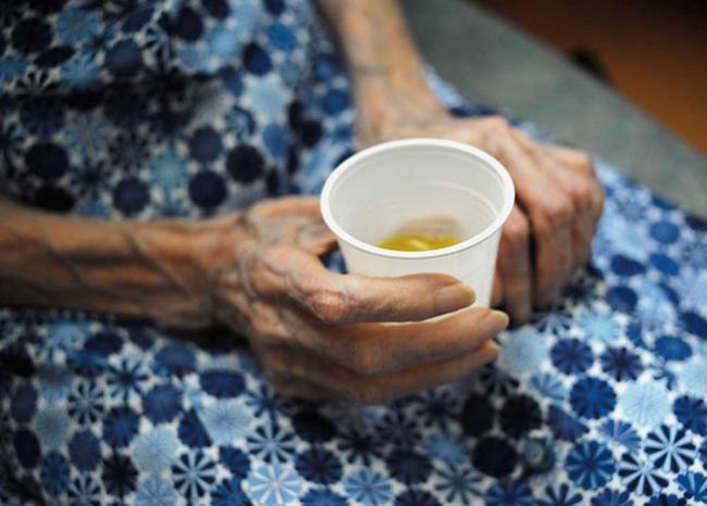 308834_BLU Radio. Adultos mayores, referencia / Foto: AFP.