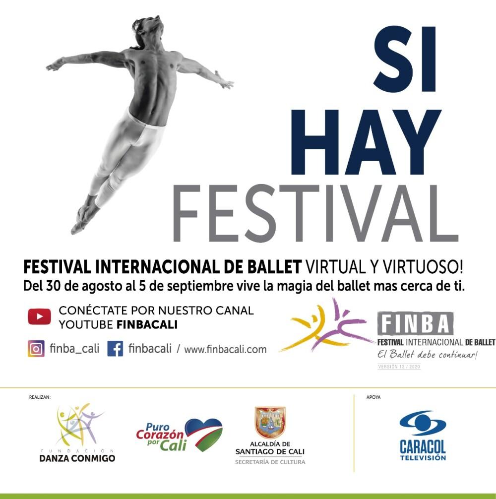 Festival Internacional de Ballet 2020