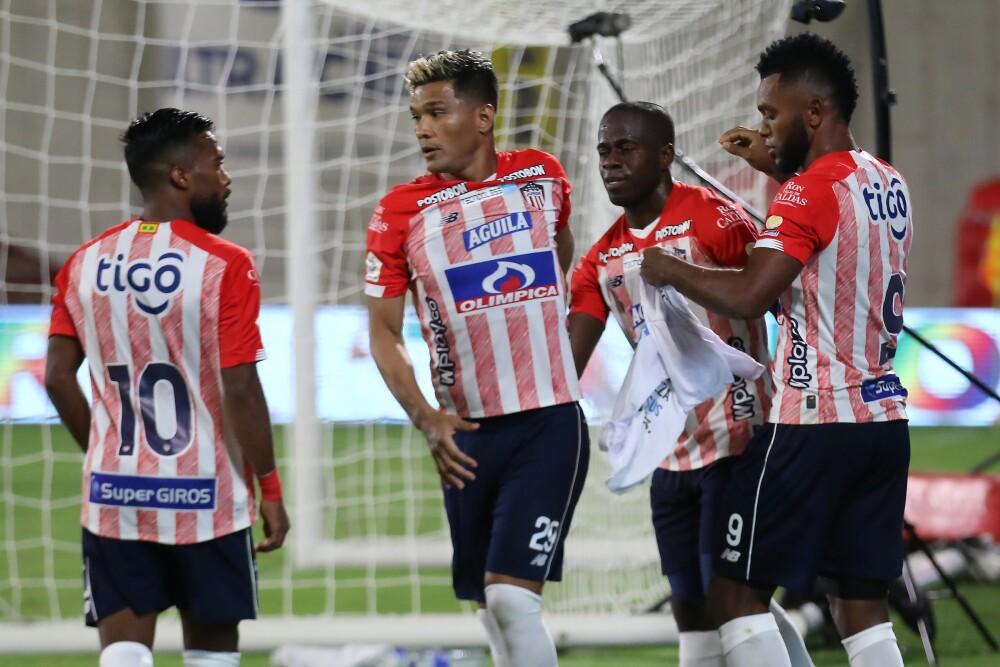 Junior vs. América - SuperLiga 2020 partido de ida