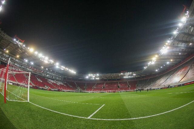 Estadio Karaïskákis, donde juega el Olympiacos