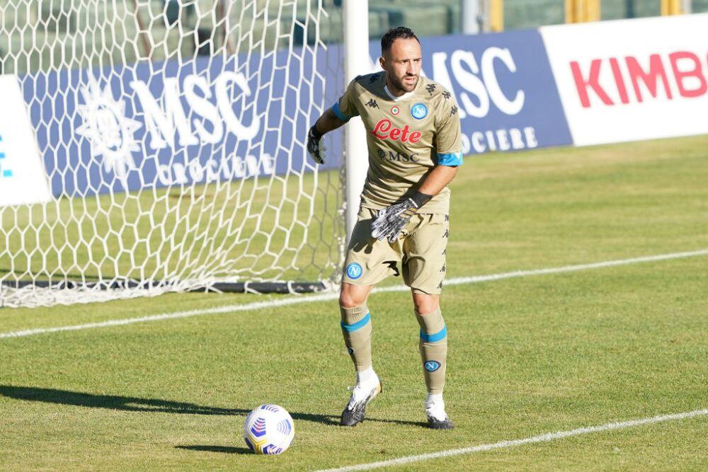 SSC Napoli v Teramo - Pre-Season Friendly