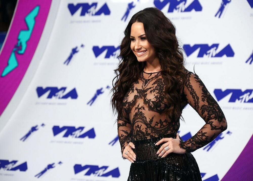 312628_Foto: Demi Lovato / AFP