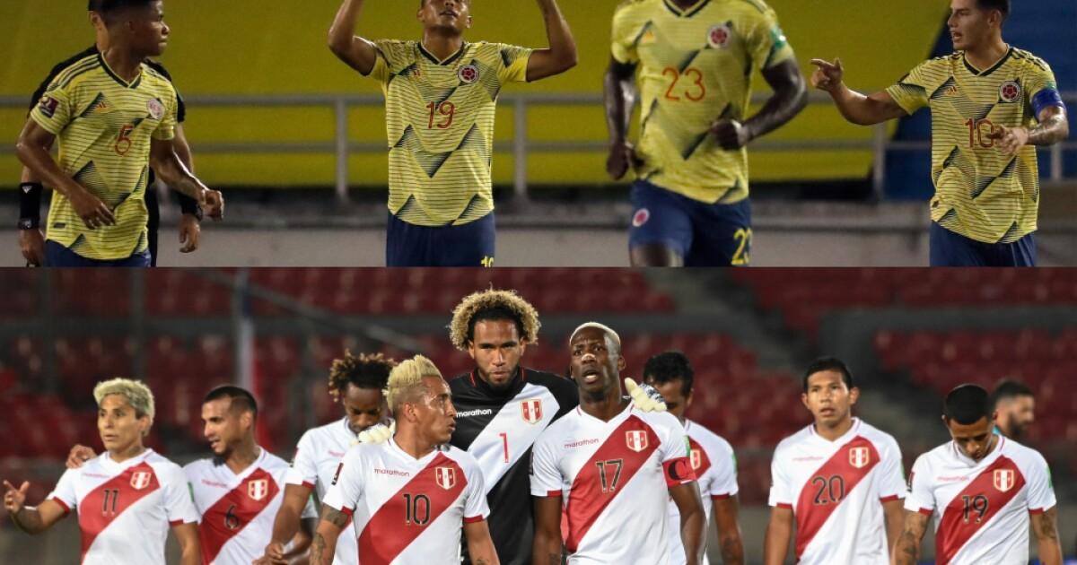 Colombia vs. Argentina: hora y dónde ver el partido por televisión Qatar