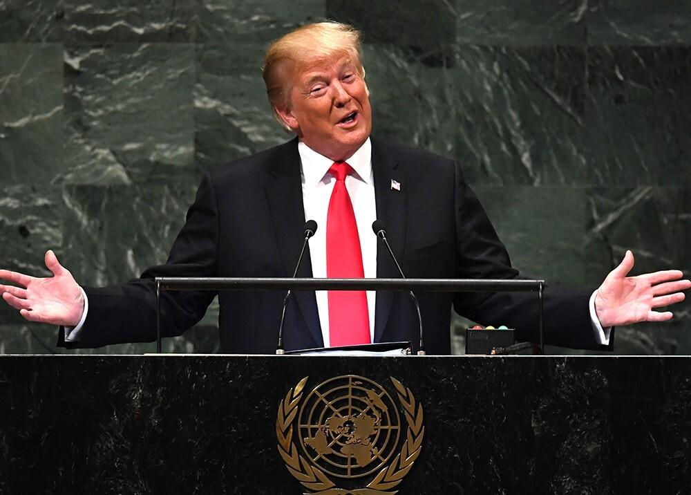 332308_BLU Radio. Donald Trump. Foto: AFP