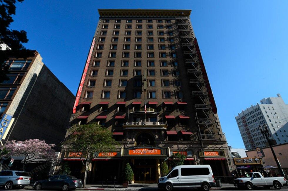 Hotel Cecil, en Los Ángeles