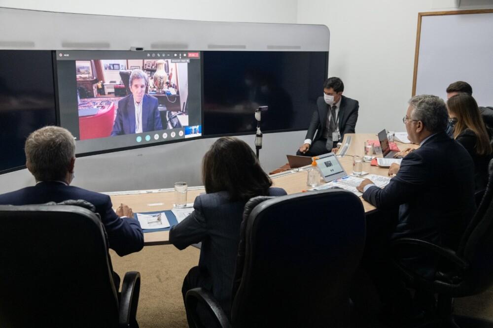Reunión entre Iván Duque y John Kerry. Foto Presidencia.jpeg
