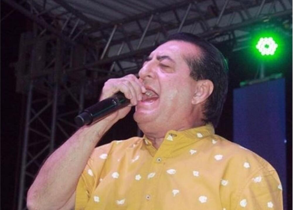 12973_La Kalle - Jorge Oñate se agarró en un concierto - Foto referencia Instagram