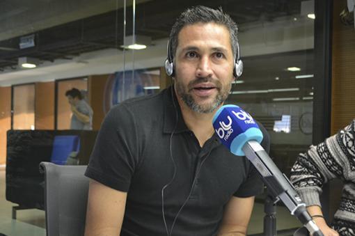 49167_BLU Radio. Mario Alberto Yepes / Foto: BLU Radio