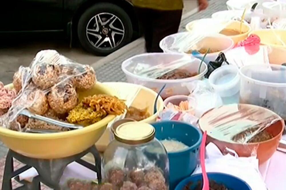 359965_Venta de dulces en la costa. Foto: Noticias Caracol