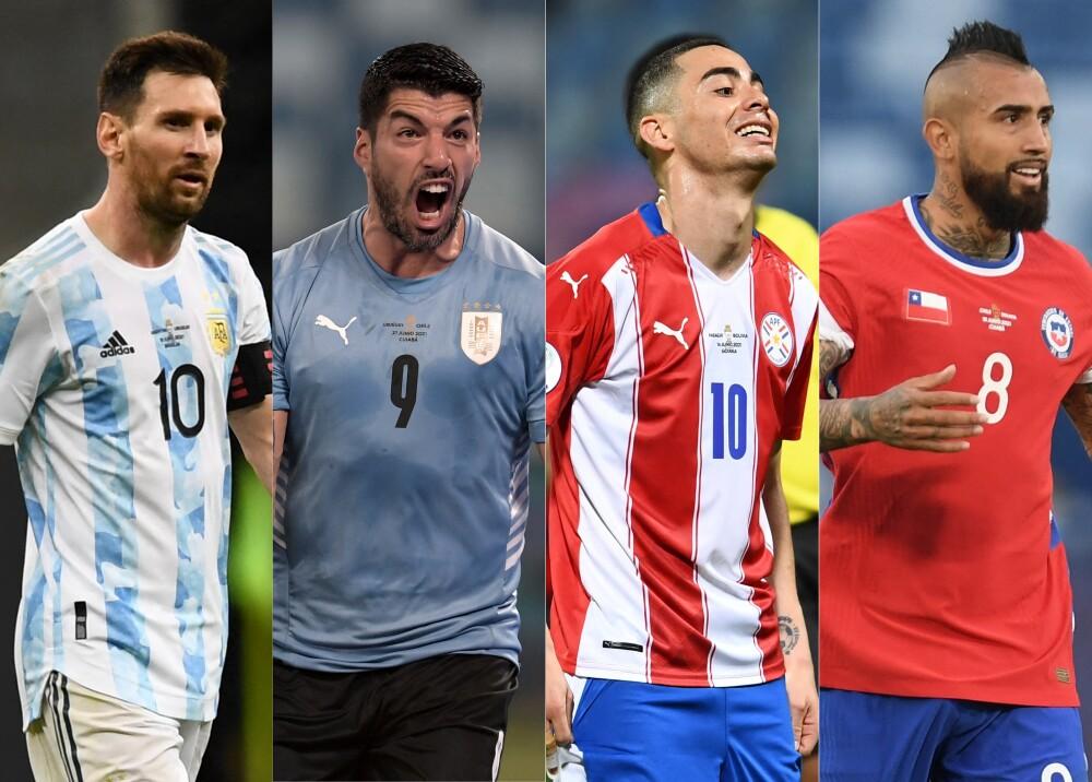 Argentina Uruguay PAraguay Chile AFP.jpg