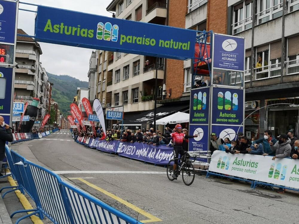 Nairo Quintana, Vuelta a Asturias