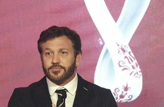 334411_Alejandro Domínguez, presidente de Conmebol