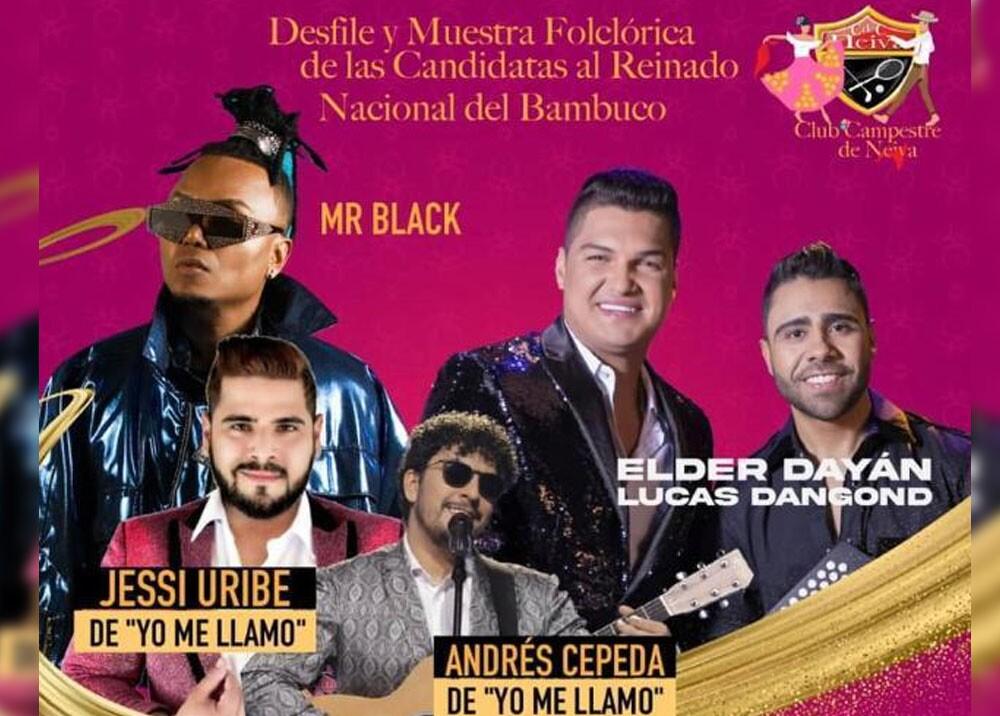 Tutela busca frenar realización de conciertos y eventos privados en fiestas  de San Pedro del Huila