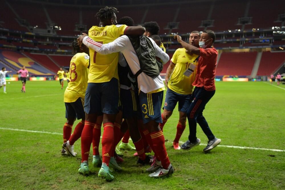 Colombia celebra
