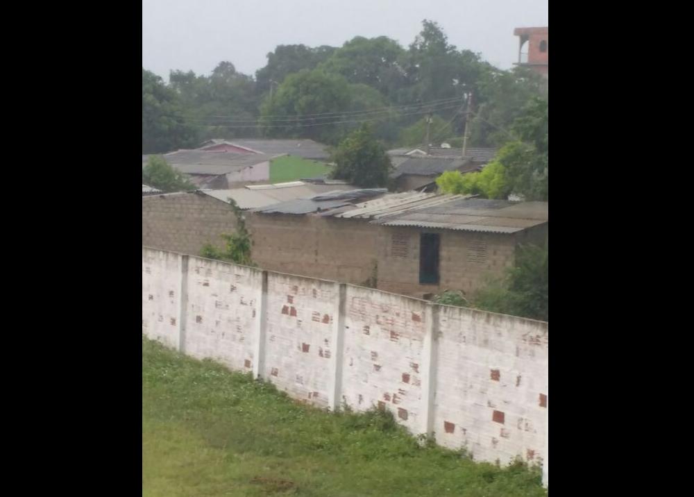 243448_Las viviendas resultaron afectadas principalmente en el centro del municipio. Foto: cortesía