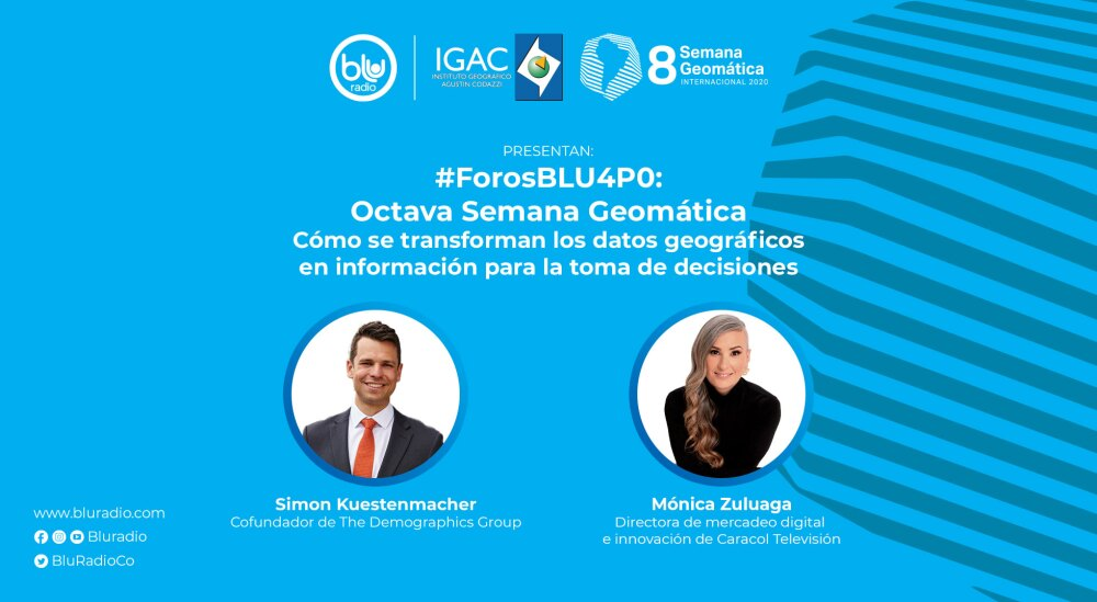 Semana Geomática del IGACC