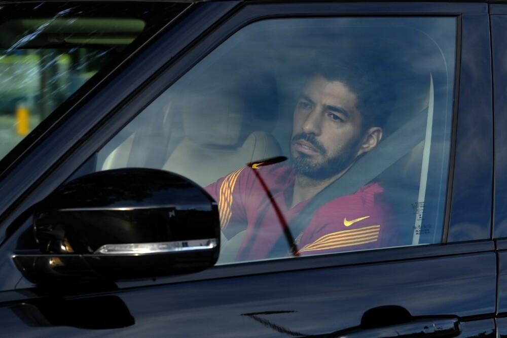 Luis Suárez, futbolista Barcelona