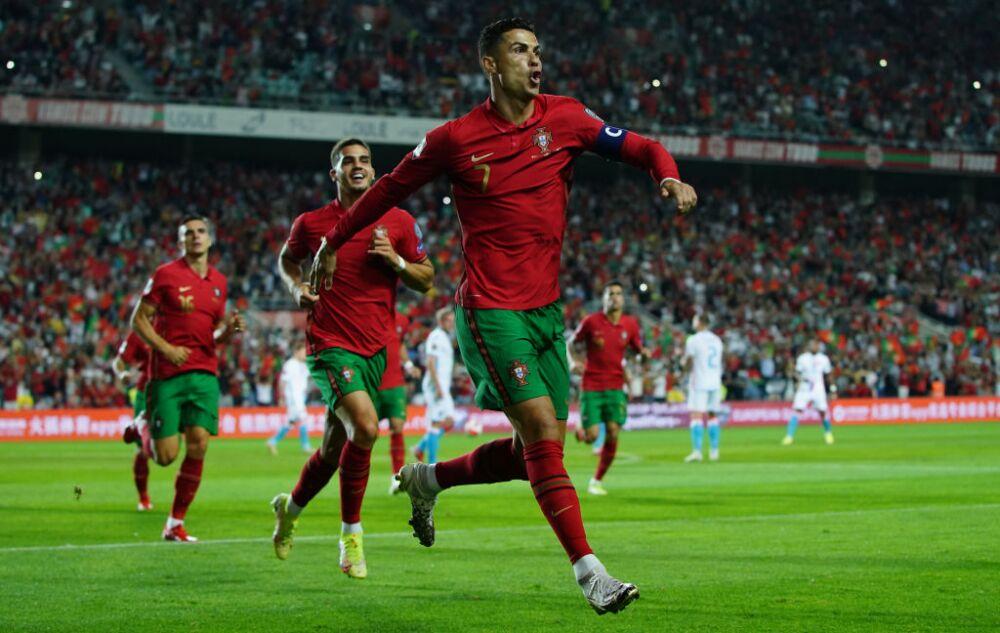 Cristiano Ronaldo - Portugal v Luxembourg